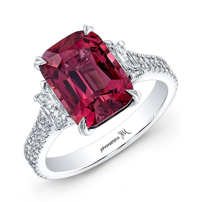 Cushion Cut Spinel